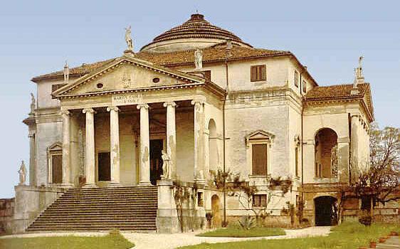 Op zoek naar Palladio